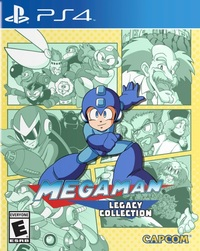 Mega Man Legacy Collection for PS4