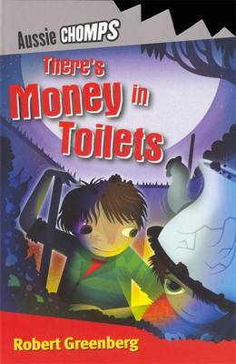There's Money in Toilets by Robert Greenberg image