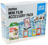 Fujifilm INSTAX MINI Film Accessory Pack - Limited Edition