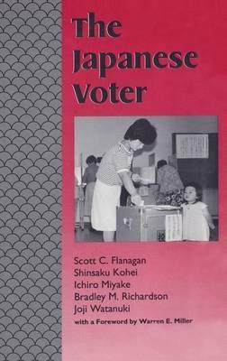 Japanese Voter by Scott C. Flanagan