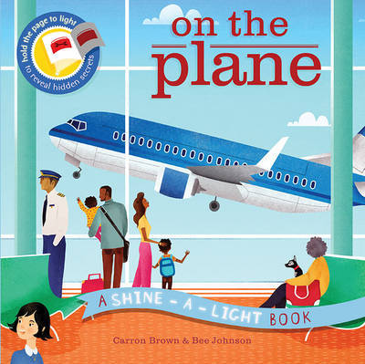 On the Plane by Carron Brown