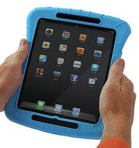 Omp Tablet Shockproof Case for Ipad 2/3/4 - Blue