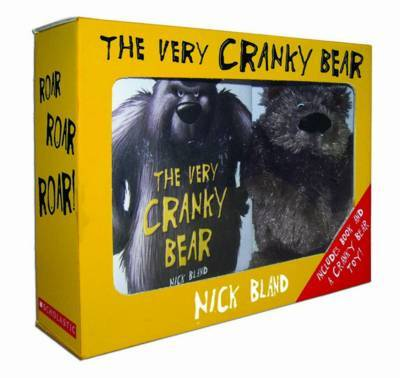 The Very Cranky Bear (Book + Toy) by Nick Bland image