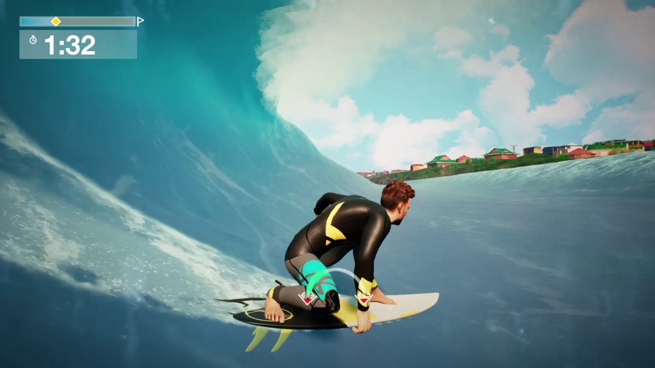 Surf World Series for PS4 image