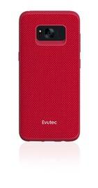 Evutec Samsung S8+ AERGO Ballistic Nylon Case with AFIX - Red