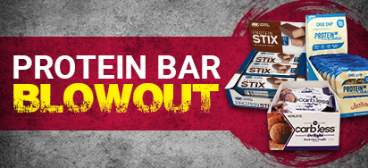Protein Bar Blowout!