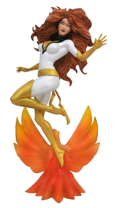 Marvel Gallery: White Phoenix - PVC Statue (SDCC 2018 Exclusive)