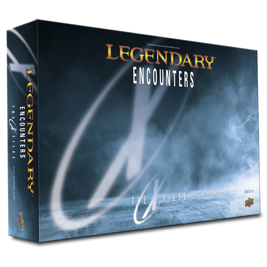 Legendary Encounters: The X-Files - Deck Building Game image