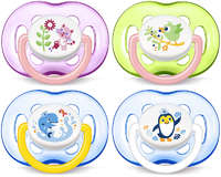 Philips Avent 18m+ Soother - Assorted