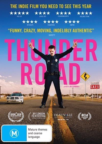 Thunder Road on DVD