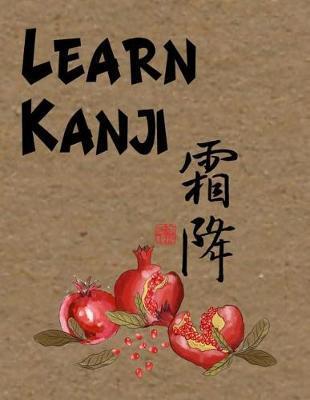 Learn Kanji by Zeezee Books