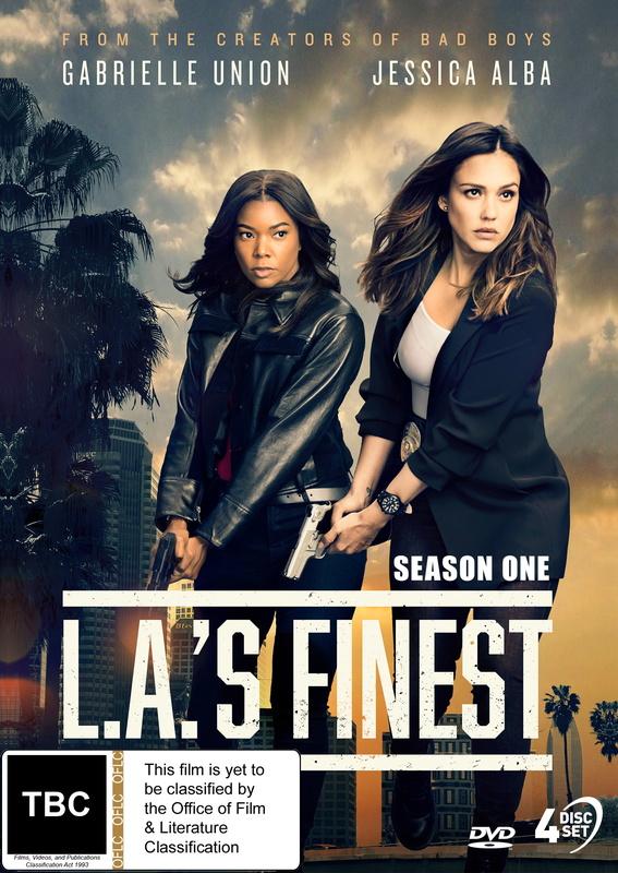La's Finest - Season One on DVD