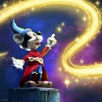 Disney Ultimates! - Sorcerer's Apprentice Mickey Mouse Figure