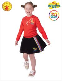 Rubies: Wiggle Skirt - Toddler