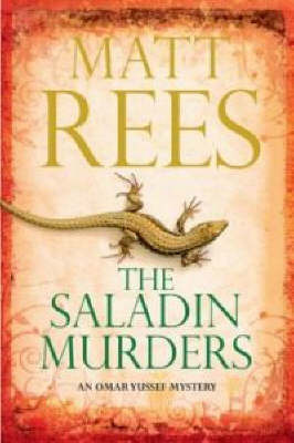The Saladin Murders by Matt Rees image