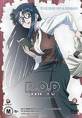 R.O.D - The Tv - Vol 6 on DVD