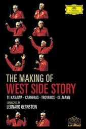 Bernstein, Leonard - West Side Story - The Making of the Recording on DVD