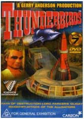 Thunderbirds Vol 7 on DVD