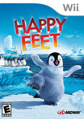 Happy Feet for Nintendo Wii image