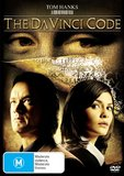 The Da Vinci Code on DVD