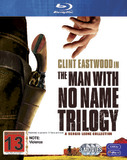 The Man with No Name: Triple Pack (3 Disc Set) on Blu-ray