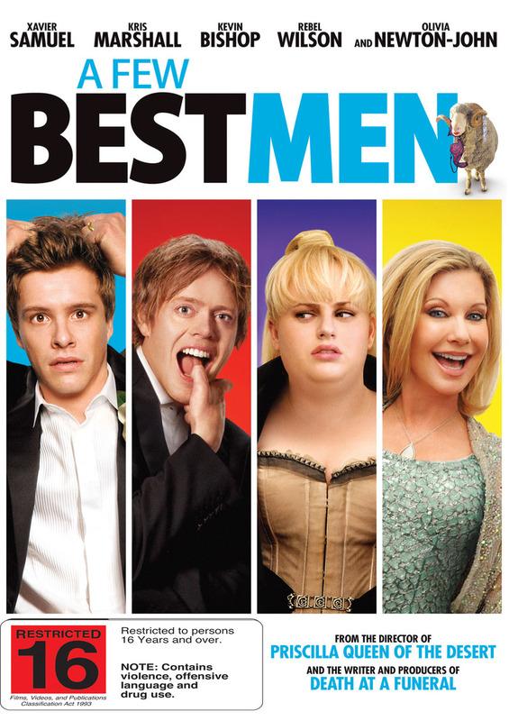 A Few Best Men on DVD