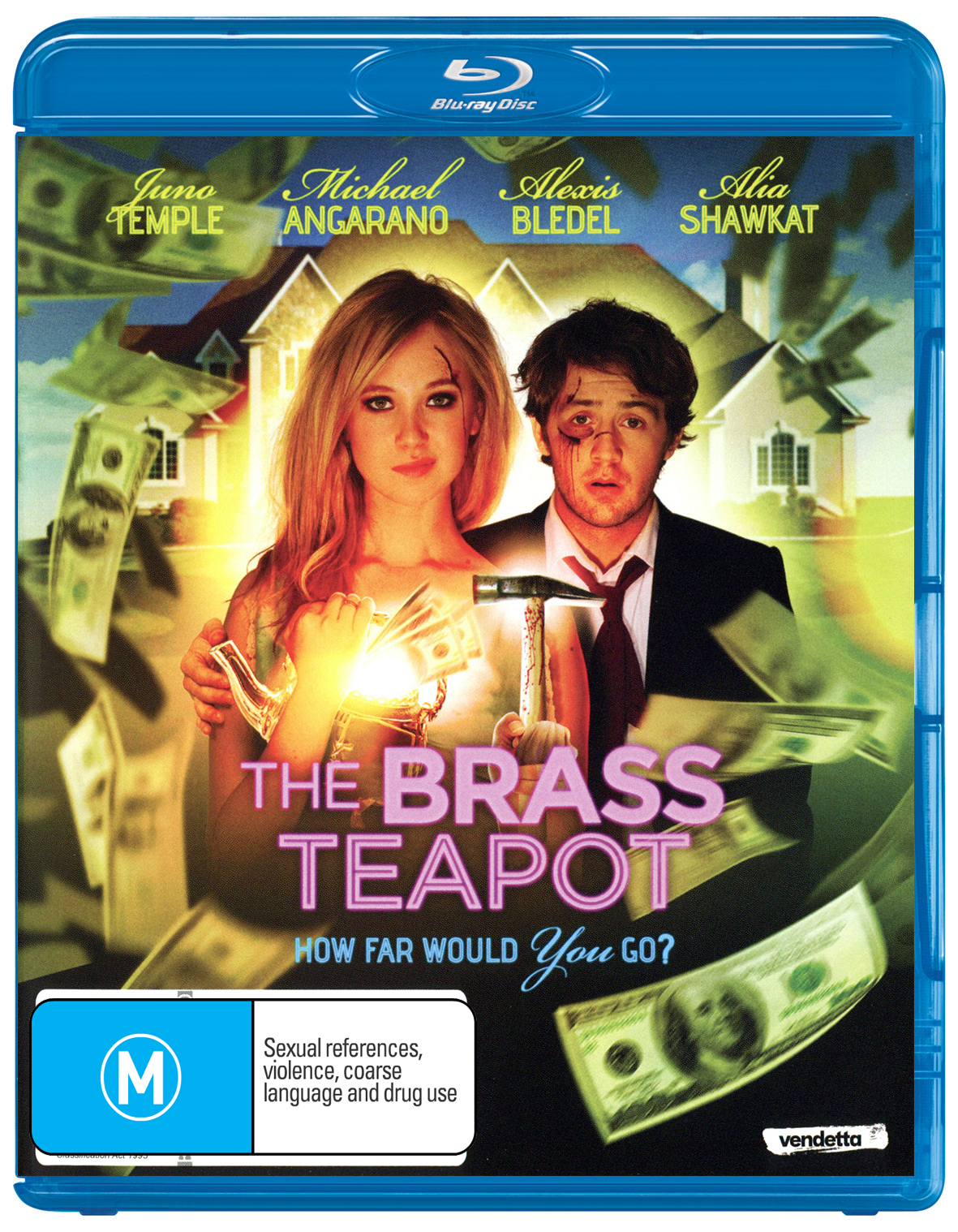 The Brass Teapot on Blu-ray image