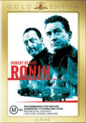 Ronin: Gold Edition (2 Disc) on DVD