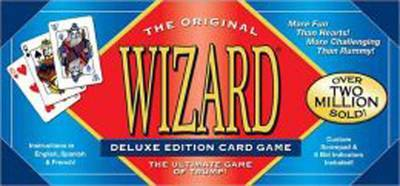 Wizard Card Game image