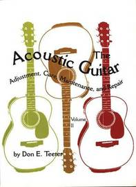 The Acoustic Guitar by Don E Teeter image