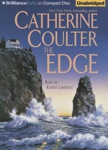 The Edge (FBI Thriller) - Audio Book - Catherine Coulter
