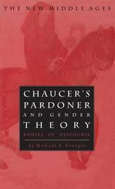 Chaucer's Pardoner and Gender Theory by Robert S. Sturges image