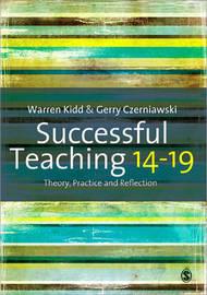Successful Teaching 14-19 by Warren Kidd image