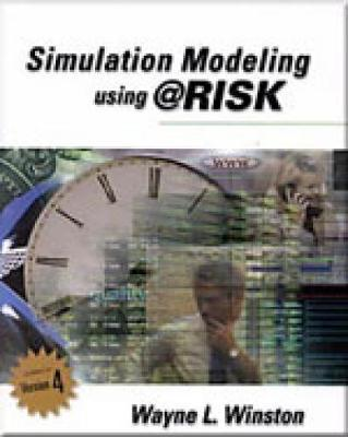 Simulation Modeling Using @Risk by Wayne L Winston image