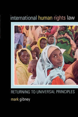 International Human Rights Law by Mark Gibney image