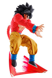 D.O.D: Over Drive Super Saiyan 4 Goku - PVC Figure