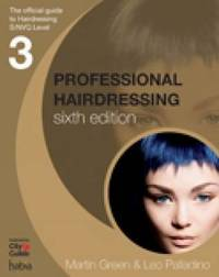 Professional Hairdressing: Level 3 by Martin Green image