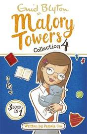 Malory Towers Collection 4 by Enid Blyton