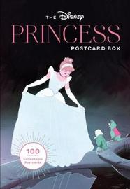 The Disney Princess - Postcard Box