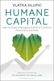 Humane Capital by Vlatka Hlupic