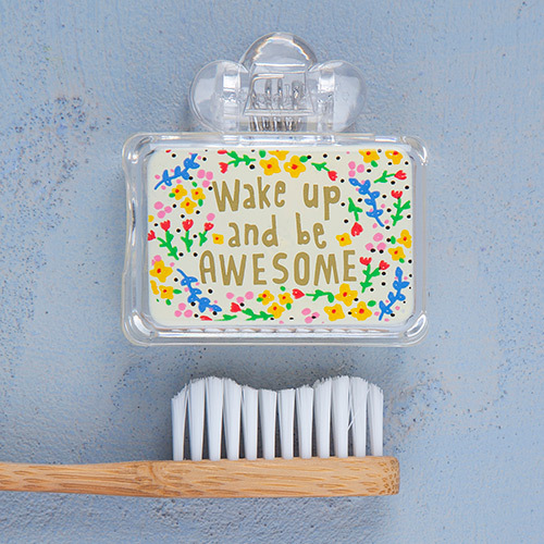 Natural Life: Toothbrush Cover - Wake Up