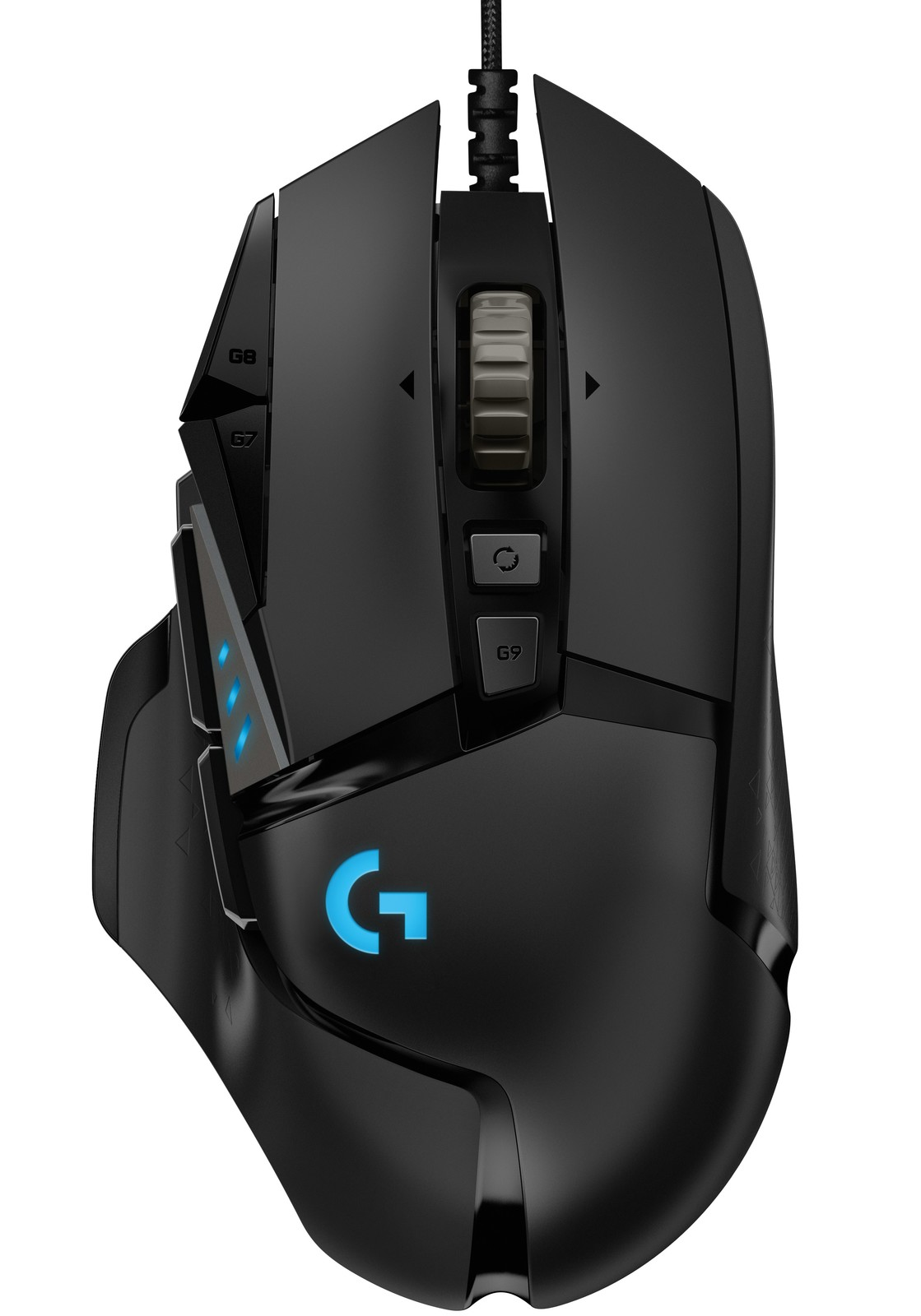 Logitech G502 HERO RGB High Performance Gaming Mouse for  image
