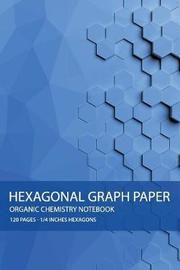 Hexagonal Graph Paper by Sardine Designs Science