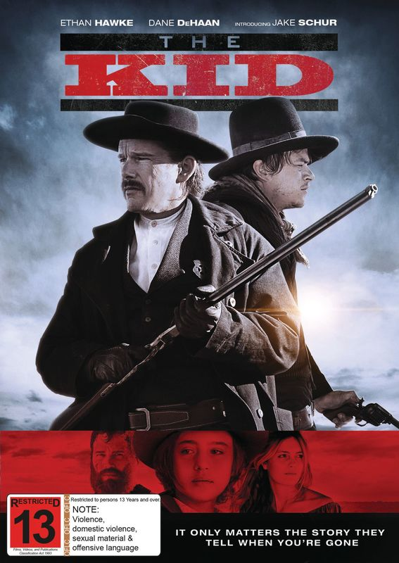 The Kid on DVD