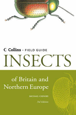 Insects of Britain and Northern Europe by Michael Chinery image