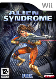 Alien Syndrome for Nintendo Wii image