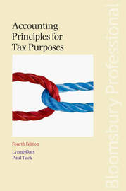 Accounting Principles for Tax Purposes by Lynne Oats image