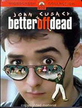 Better Off Dead on DVD