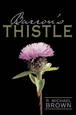 Barron's Thistle by R. Michael Brown image