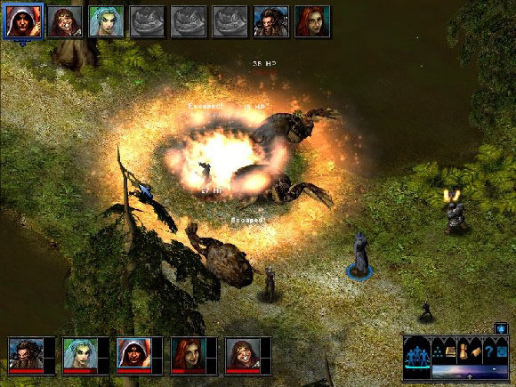 Greyhawk: Temple of Elemental Evil for PC Games image